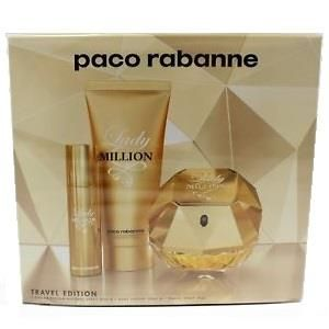 Zestaw Paco Rabanne Lady Million : AromaDream